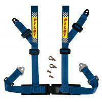 Cintura di sicurezza sportiva E2 Blu
