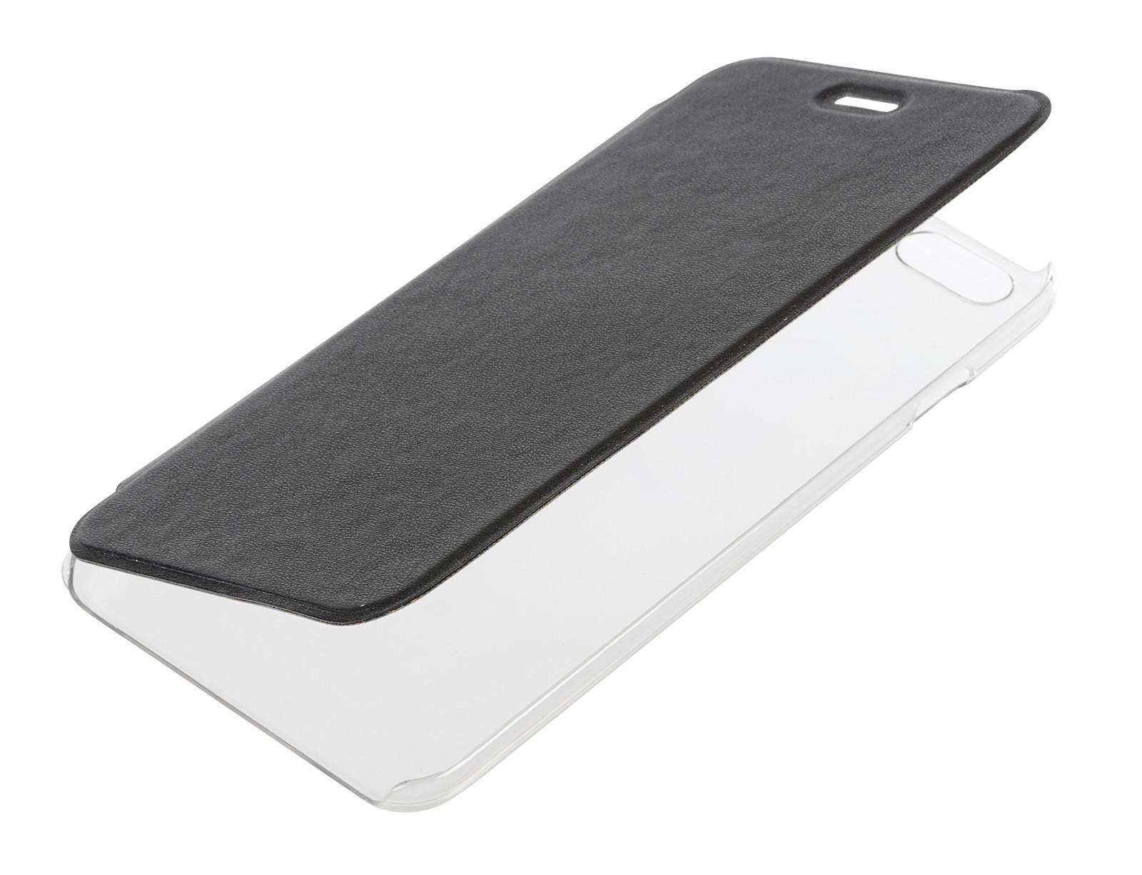 sconto più basso tra qualche giorno regno unito Clear Back, cover trasparente con sportello protettivo - Apple ...