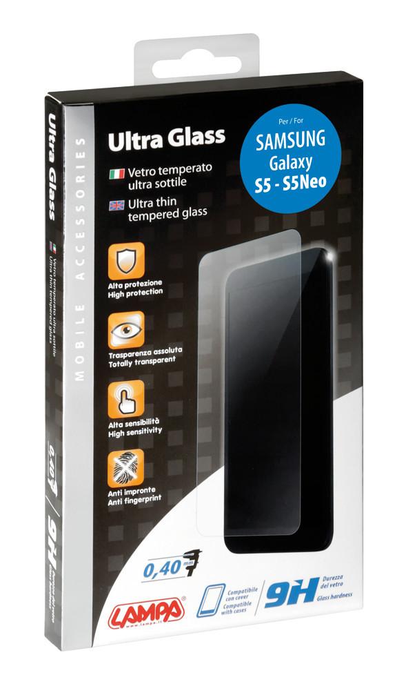 goditi il miglior prezzo funzionario di vendita caldo Nuova Ultra Glass, vetro temperato ultra sottile - Samsung Galaxy S5 / S5 Neo